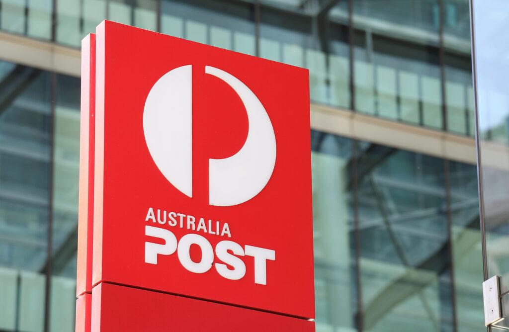 Australia Post In Melbourne